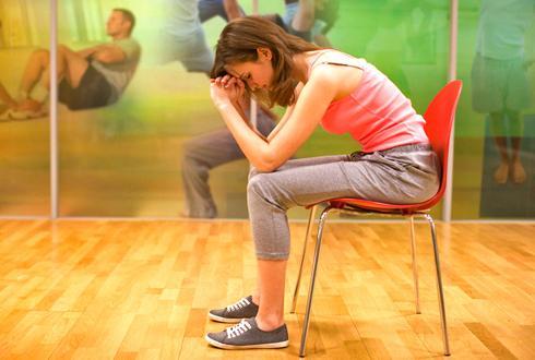 Упражнение Лягушка китайской гимнастики цзяньфэй