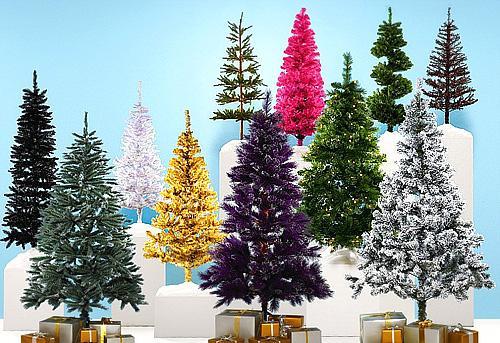 Как выбрать искусственную елку, или красивая елка, безопасная для здоровья