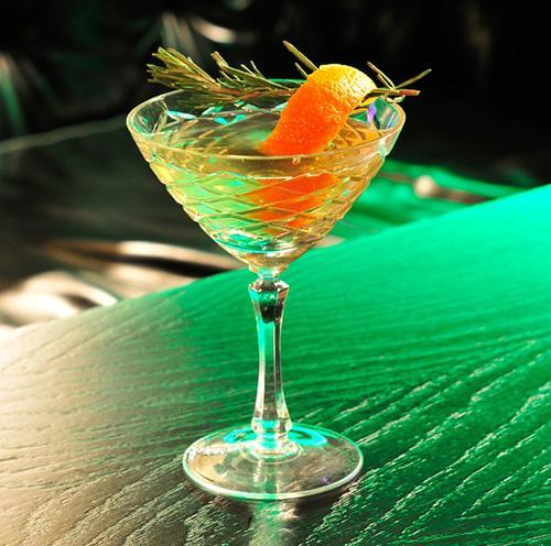 Новогодние коктейли 2014 - Мандариновый пунш