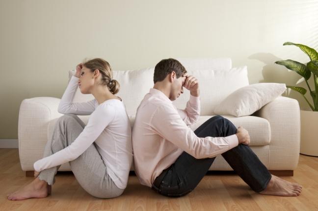 Кризисы семейных отношений - периоды