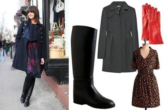 Модные женские сапоги осень-зима 2013-2014