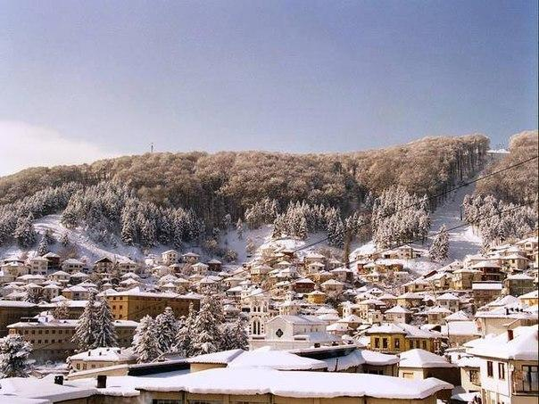 Недорогой отдых зимой 2013-2014 за границей, в Македонии