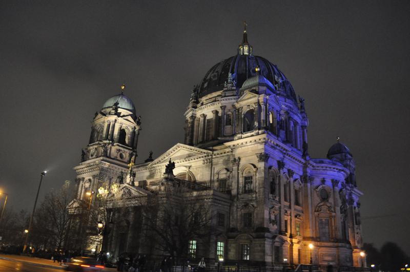 Недорогой отдых зимой 2013-2014 за границей, в Берлине