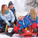 Зимние каникулы 2017 с детьми – куда поехать на новогодние каникулы с ребенком?