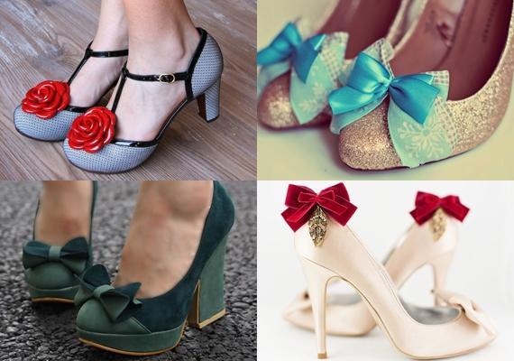 Как выбрать праздничные туфли для Нового года 2014