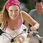 Плюсы езды на велосипеде — в чём польза велосипеда для женщин