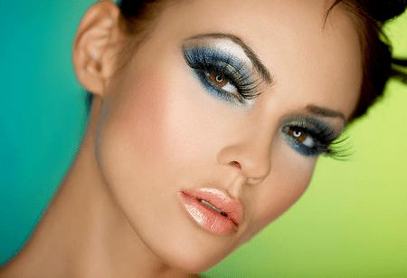 Новогодний макияж на Новый 2014 год Лошади