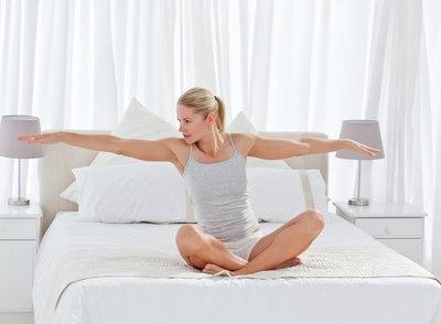 Польза утренней зарядки для женщин