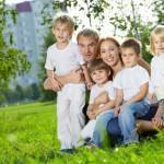 Выплаты и пособия многодетным семьям 2013 – какие выплаты положены многодетным семьям в России?
