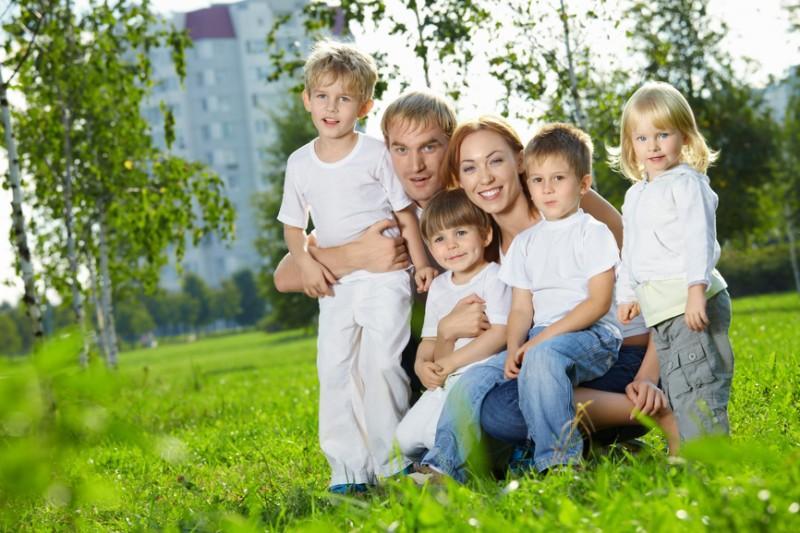 Пособия и денежные выплаты многодетным семьям в 2013 году