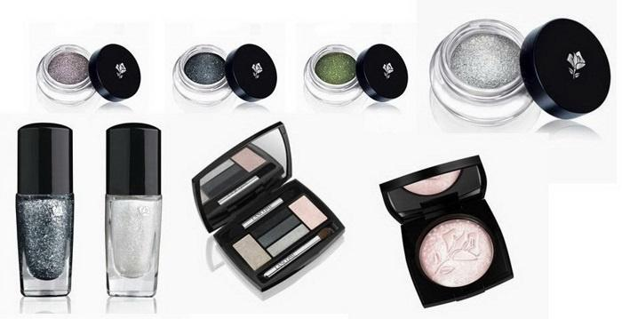 Рождественская коллекция макияжа Ланком 2014