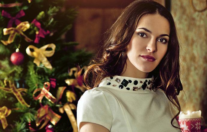 Рождественская коллекция макияжа 2014