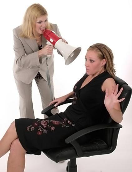Стрессовое интервью при приеме на работу