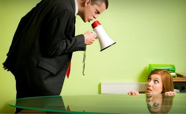 Стрессовое собеседование при приеме на работу