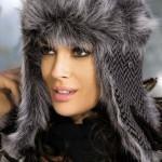 Самые модные женские головные уборы зимой 2014 – что предлагают дизайнеры?