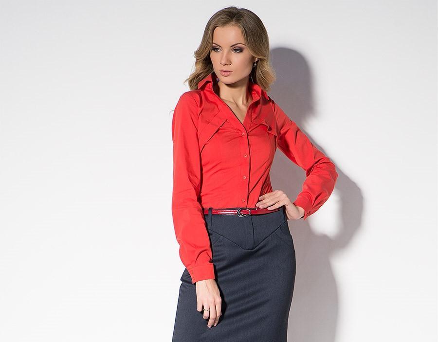 Блузы для 45-летних дам