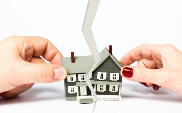 Как делится квартира в случае развода