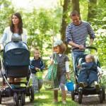 Детские модные коляски 2014 для новорожденных — что должно быть в современной коляске?