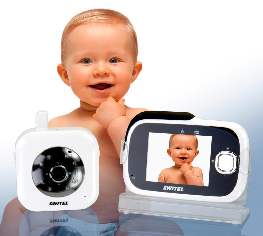 Безопасность детей дома - радио и видеоняня