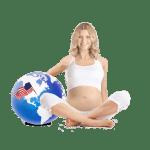 7 популярных стран для родов за границей