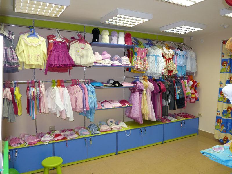 Детская карта Петербург - список магазинов
