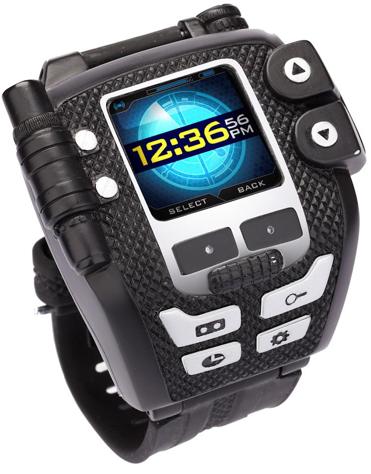 Электронные гаджеты для ребенка 10 лет - Часы SpyNet Mission