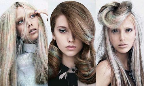 Модные цвета и оттенки волос 2014 года