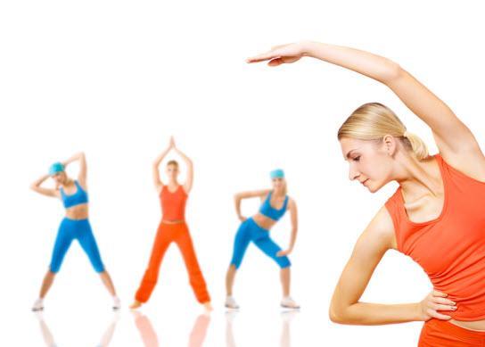упражнения сжигающие жир дома