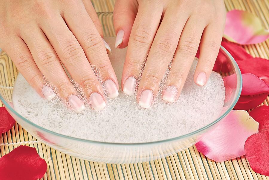 Нарощенные ногти в домашних условиях видео