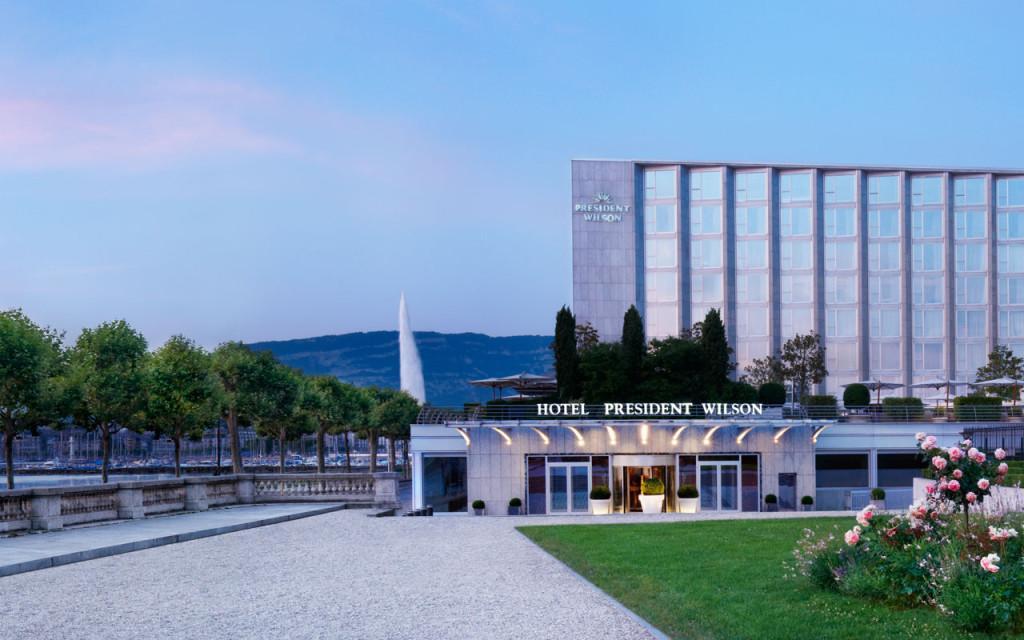Самые красивые отели и гостиницы мира
