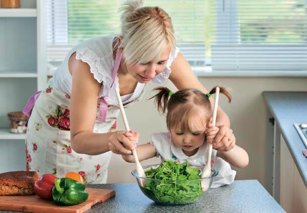 8 фото рецептов, которые можно готовить совместно с детками – совместное кулинарное творчество