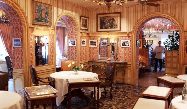 Лучшие рестораны Европы - Paul Bocuse
