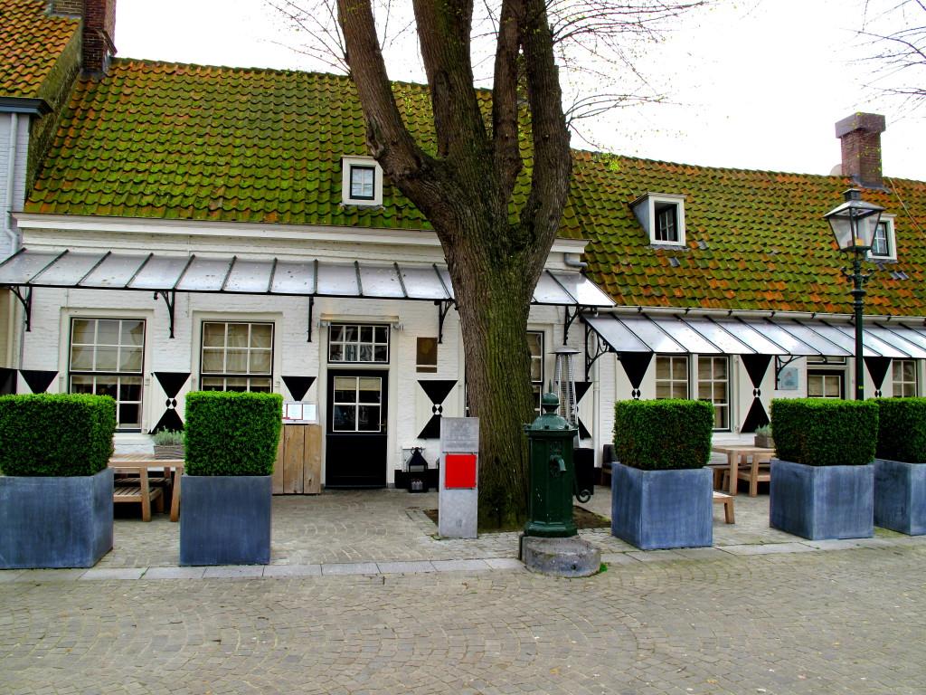 Лучшие рестораны Европы - Oud Sluis