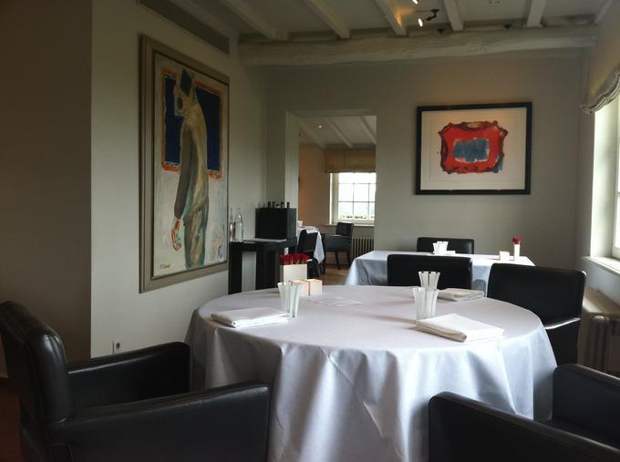 Лучшие рестораны Европы - Hof van Cleve