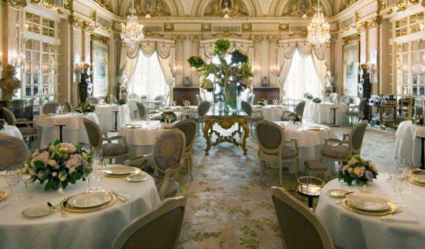 Лучшие рестораны Европы - Людовик XV