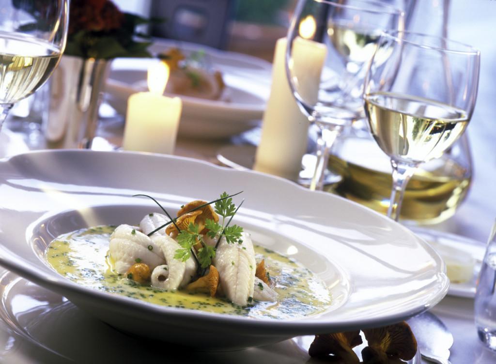 Лучшие рестораны Европы