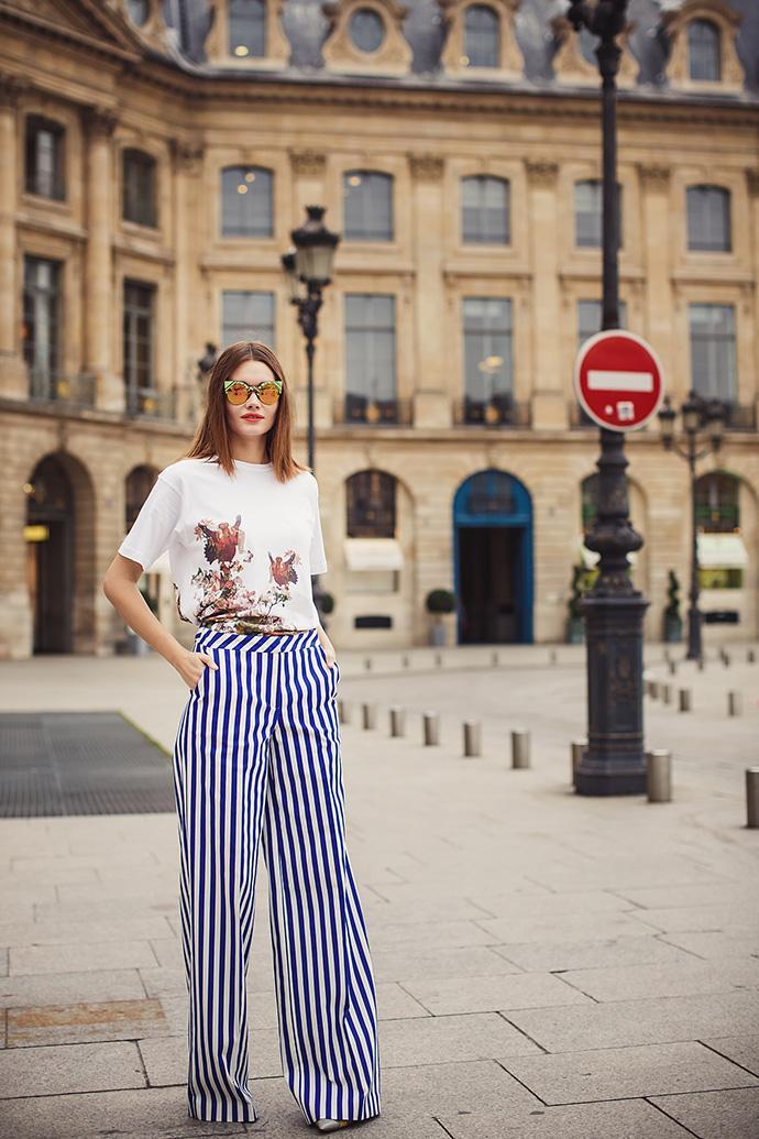 Фасоны модных брюк для женщин