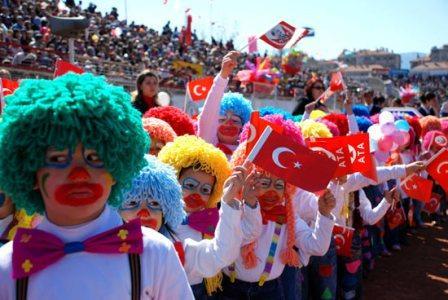 Отдых в Турции в апреле
