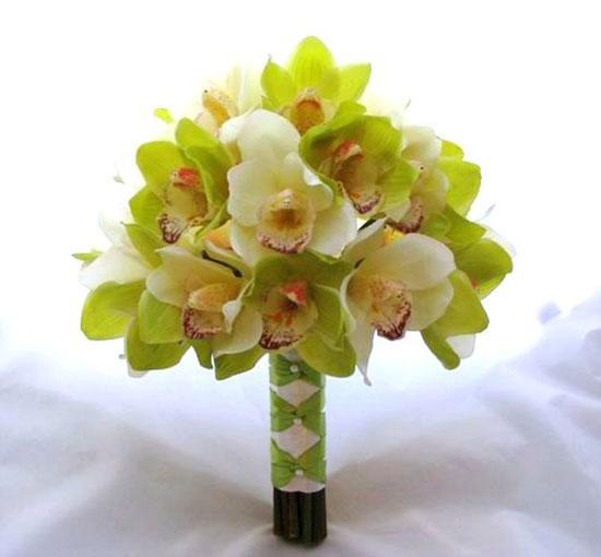Цветы от родителей для невесты