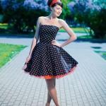 Ретро платья в стиле стиляги – фото, стильные советы — как и кому носить?