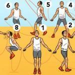 Прыжки на скакалке для похудения живота и ног – видео упражнений, рекомендации, результат