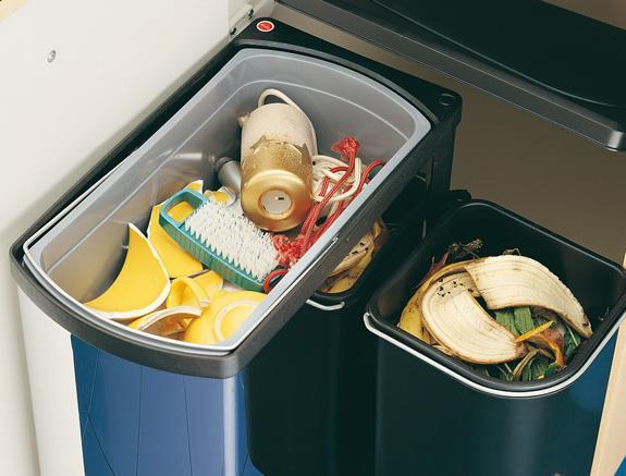 Самые удобные мусорные ведра для кухни – выбираем лучшее ведро для мусора