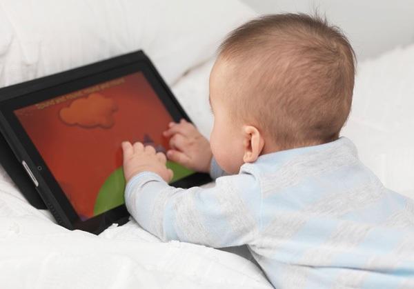 Развивающие приложения для ipad для малышей до 1 года