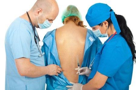 Виды анестезии в естественных родах
