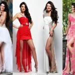 Выбираем модное платье на выпускной 2014 для вчерашней школьницы – короткое, длинное, пышное?