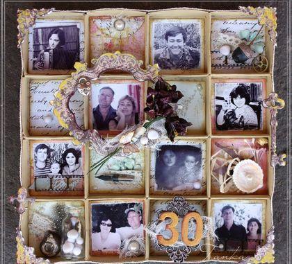 35 лет годовщина свадьбы что дарить