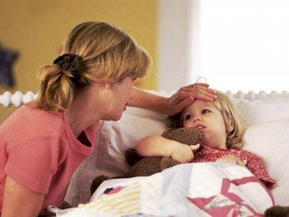 Болят молочные зубы у ребёнка