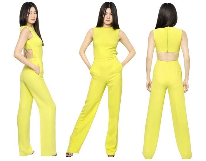 Модные женские комбинезоны 2014