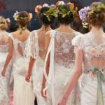 Стильные свадебные платья 2014 года – 5 модных тенденций, фото, рекомендации стилистов