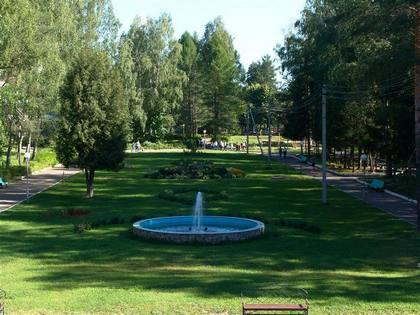 Санаторий Зеленый городок